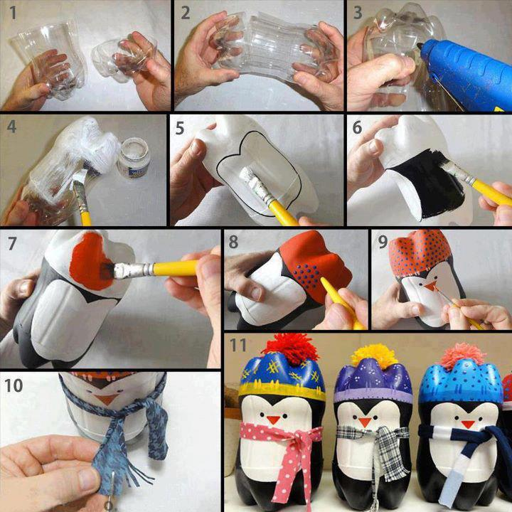 pinguini diy