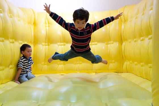 idei de activitati pentru copii indoor