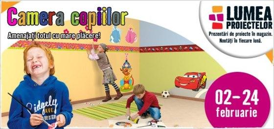 ateliere pentru copii februarie 2013