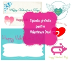 tipizate gratuite de Valentine's Day