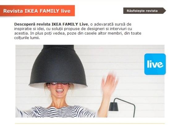 revista IKEA martie 2013