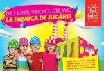 Fabrica de jucarii, Bricostore, 1 iunie 2013