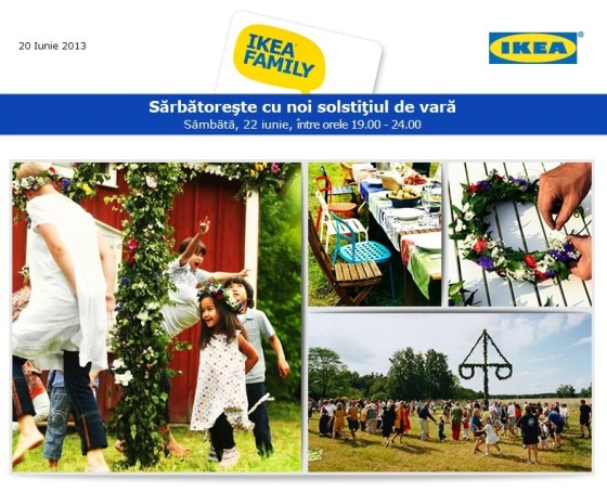 eveniment IKEA
