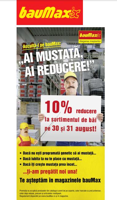 campanie reduceri baumax